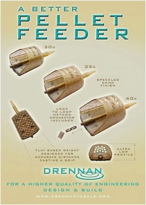 Koszyk do Pelletu Drennan PELLET FEEDER