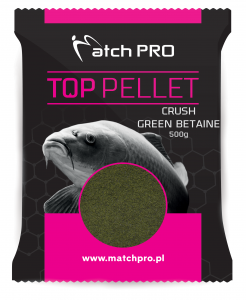 CRUSH GREEN BETAINE Pellet MatchPro 500g