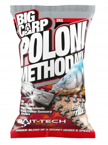 BIG CARP METHOD POLONI Zanęta Bait-Tech 2kg 2501483