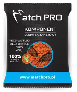 Pieczywo TOP FLUO MEGA ORANGE GROS MatchPro 400g