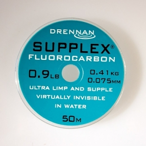SUPPLEX FLUORO CARBON 50m Żyłka Drennan