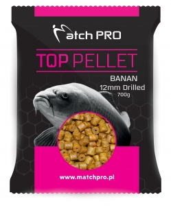 BANAN Drilled 12mm Pellet MatchPro 700g