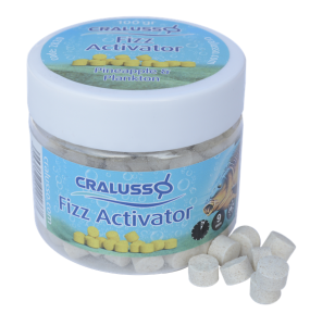 FIZZ ACTIVATOR PINEAPPLE + PLANKTON 100g Cralusso