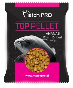 ANANAS Drilled 12mm Pellet MatchPro 700g