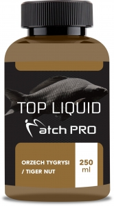 TOP Liquid  TIGER NUT / ORZECH  TYGRYSI MatchPro 250ml