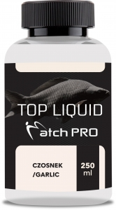 TOP Liquid GARLIC / CZOSNEK MatchPro 250ml