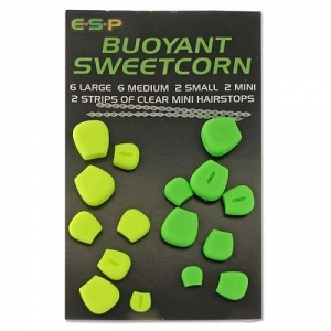 Kukurydza BUOYANT SWEETCORN GREEN/YELLOW ESP ETBSCGY005