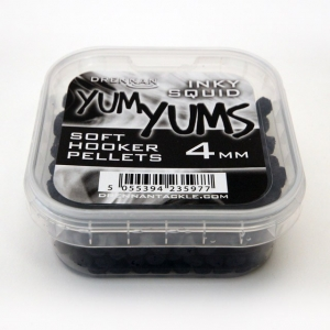 Pellet  Yum Yum 4mm Inky Squid Drennan TBYP04IS