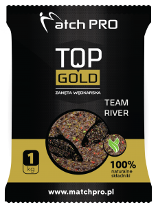 TOP GOLD TEAM RIVER Zanęta MatchPro 1kg