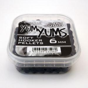 Pellet  Yum Yum 6mm Inky Squid Drennan TBYP06IS