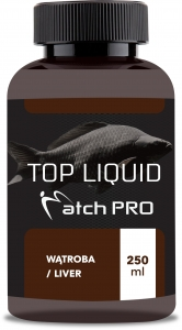 TOP Liquid LIVER / WĄTROBA MatchPro 250ml