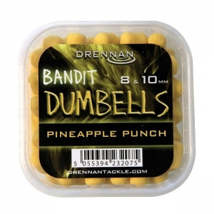 Pellet Method DUMBELLS 8/10mm Pineapple Drennan Kod: TBBD810PP