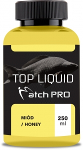 TOP Liquid HONEY MIÓD MatchPro 250ml