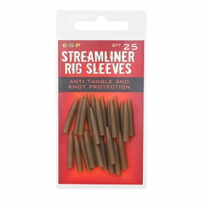 STREAMLINER RIG SLEEVES BROWN Rękaw ESP 25szt. Kod: ETSRS002BN