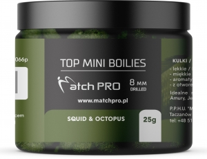 TOP BOILIES Kulki SQUID OCTOPUS 8mm / 25g MatchPro