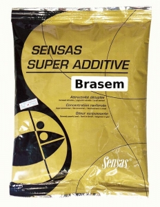 Additive DOUBLE BRASEM Sensas 200g 15621