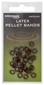 Gumki do Przynęt LATEX PELLET BAND Drennan