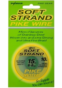 Linka Stalowa Soft Strand Wire 10mt Drennan