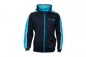 Bluza Full-Zip Hoody Black Drennan