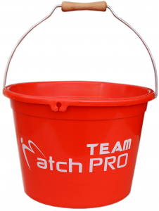 Wiadro 13l TEAM MatchPro RED