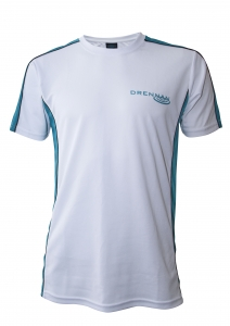 Koszulka T-SHIRT PERFORMANCE Drennan White