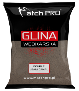 Glina DOUBLE LEAM CANAL Matchpro 2kg