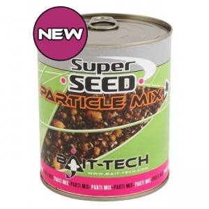 SUPERSEED PARTI MIX Bait-Tech 710g Ziarna Gotowane 2500036