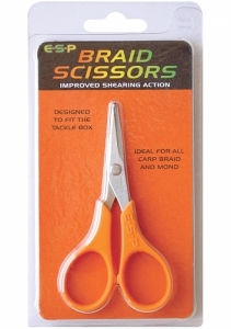 BRAID SCISSORS Nożyczki do Plecionki ESP Kod: ETBS000