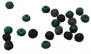 STOPER RUBBER BEADS 4mm MatchPro