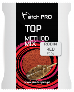 ROBIN RED METHODMIX Zanęta Matchpro 700g