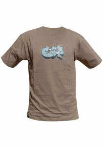T-SHIRTS ESP BROWN
