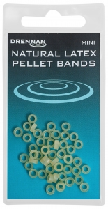 Gumki do Przynęt LATEX NATURAL PELLET BAND  Drennan