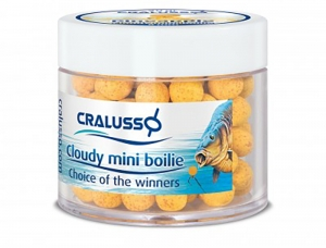 Kulki CLOUDY MINI BOILIE 8mm/20g PINEAPPLE Cralusso Kod: 2600