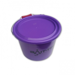 Wiadro GROUNDBAIT BUCKET Purple Bait-Tech 17L 2501478