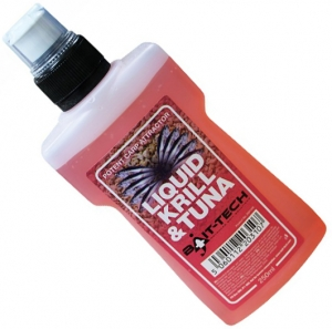 LIQUID KRILL & TUNA Atraktor Bait-Tech 250ml 2501449