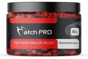 TOP HARD TRUSKAWKA 12mm DRILLED Pellet MatchPro  80g