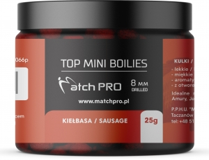 TOP BOILIES Kulki SAUSSAGE 8mm / 25g MatchPro